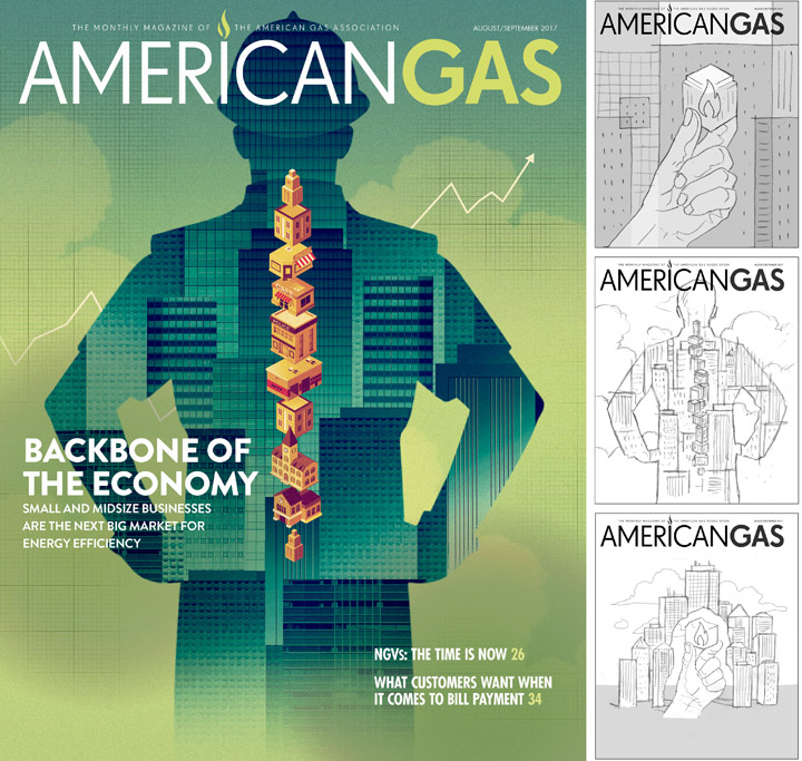 American Gas: Backbone of the Economy