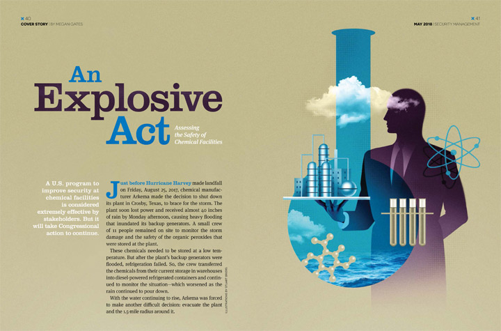 Protecting Chemical Facilities 2